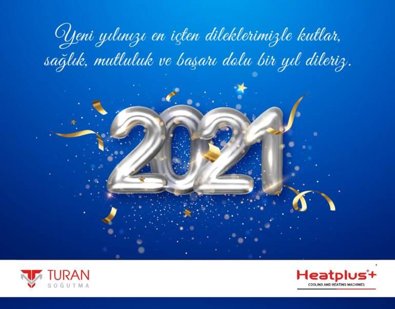 2021 YILININ SAĞLIK, MUTLULUK VE HUZUR DOLU OLMASI DİLEĞİYLE MUTLU YILLAR…